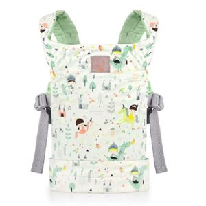 Gagaku Pattern Baby Doll Front Carrier