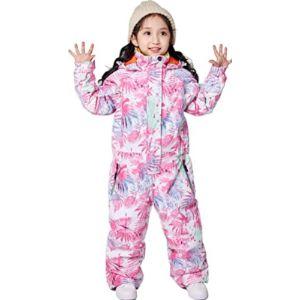 S One Snow Bib Toddler Girl