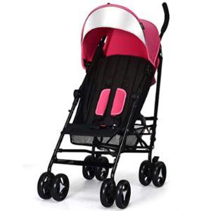 Infans Adjustable Handle Lightweight Stroller