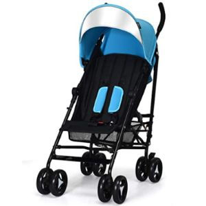 Lightweight Stroller With Cup Holder