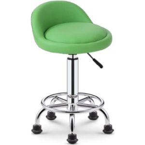 Lwjjby Medical Stool With Backrest