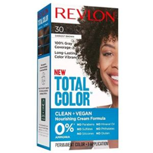Revlon Henna Hair Dye Cover Gray