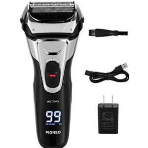 Pioneo Dry Shave Electric Razor