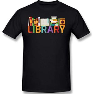 Varitshirt Library 3D Graphic