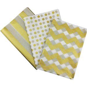 Blebrdme Metallic Bulk Tissue Paper