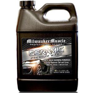 Milwaukee Muscle Good Car Wash Shampoo