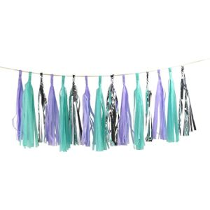 Harrypopo Christmas-Garlands Christmas Tassel Garland