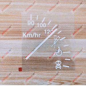 3S Motorline Speedometer Sticker