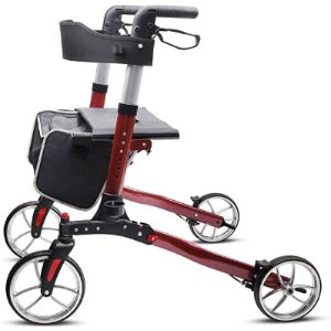 Give Me Rolling Walker Transport Chair