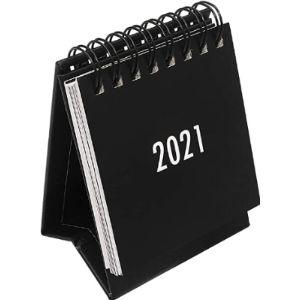 Nuobesty Mini Desktop Calendar