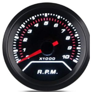 Waterwich Rpm Tachometer Gauge