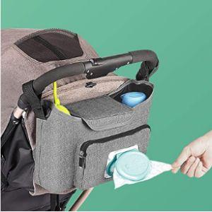 Lzellah Baby Stroller Organizer