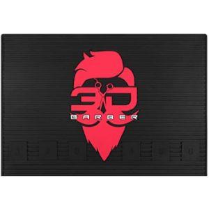3D Barber Logo Hair Clipper