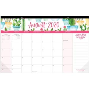 Bloom Daily Planners Teacher Desk Pad Calendar