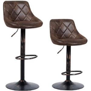 Costway S Retro Stool Chair