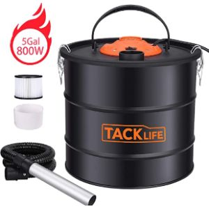 Tacklife Ash Bucket Vacuum