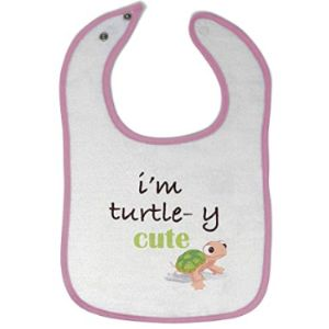 Cute Custom Burp Cloth