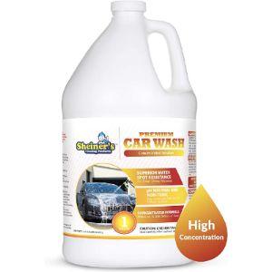 Sheiners Ph Neutral Car Wash Shampoo