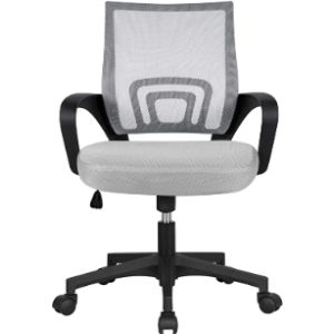 Yaheetech Rolling Chair With Desks