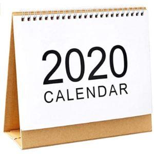 Bocotous Desk Calendar 2019