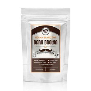 Henna Beard Dye Organic