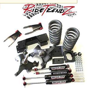 Rtz Rear Axle Flip Kit