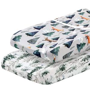 Visit The Pobibaby Store Diaper Changing Table Cover
