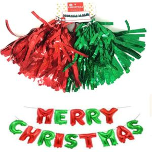 Holiday Crafts Christmas Tassel Garland