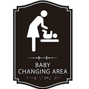 Kickfire Classics Ada Baby Changing Station