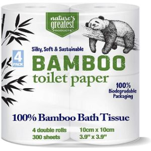 Natures Greatest Eco Friendly Tissue Paper