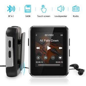 Touch Screen Music Player