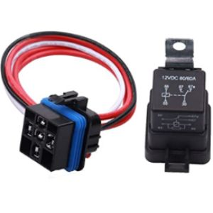 Hoput Waterproof Relay Socket