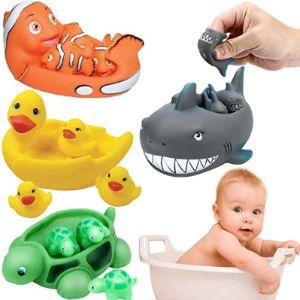 Liberty Imports Baby Bathtub Duck