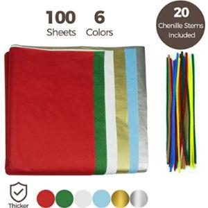 Ohanapro Metallic Bulk Tissue Paper