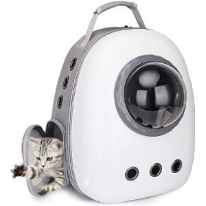 Bmx Cat Backpack Carrier Bubble