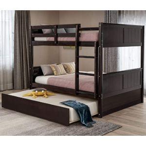 Julyfox Dorm Bunk Bed Ladder