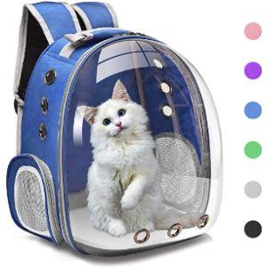 Henkelion Cat Backpack Carrier Bubble