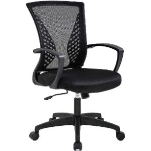 Visit The Bestoffice Store Adjustable Rolling Kitchen Chair
