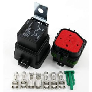 Aptiv (Formerly Delphi) Automotive Relay Connector