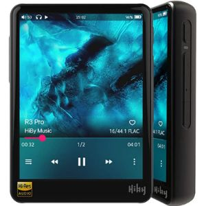 Hiby Text Music Player