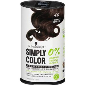 Schwarzkopf Hair Color Without Chemical