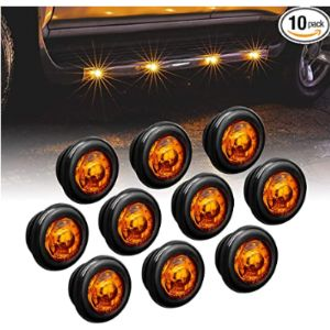 Led Clearance And Side Marker Light