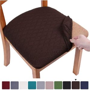 Smiry Bar Stool Chair Cover