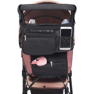 Bakhais Baby Stroller Organizer