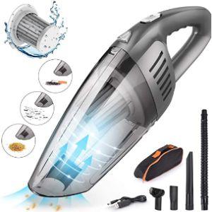 Ccjk Wireless Car Vacuum Cleaner