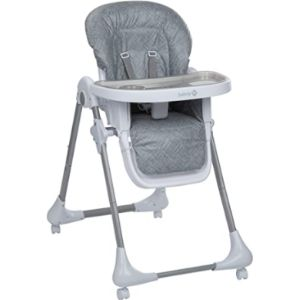 Safety 1St Rolling High Chair
