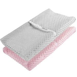 Acemommy Diaper Changing Table Cover