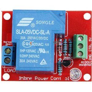 Gump'S Grocery Arduino Power Relay