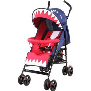 Mrosw Shark Baby Stroller