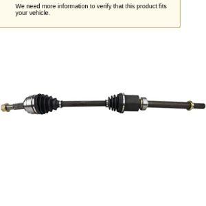 Bodeman Custom Axle Shaft